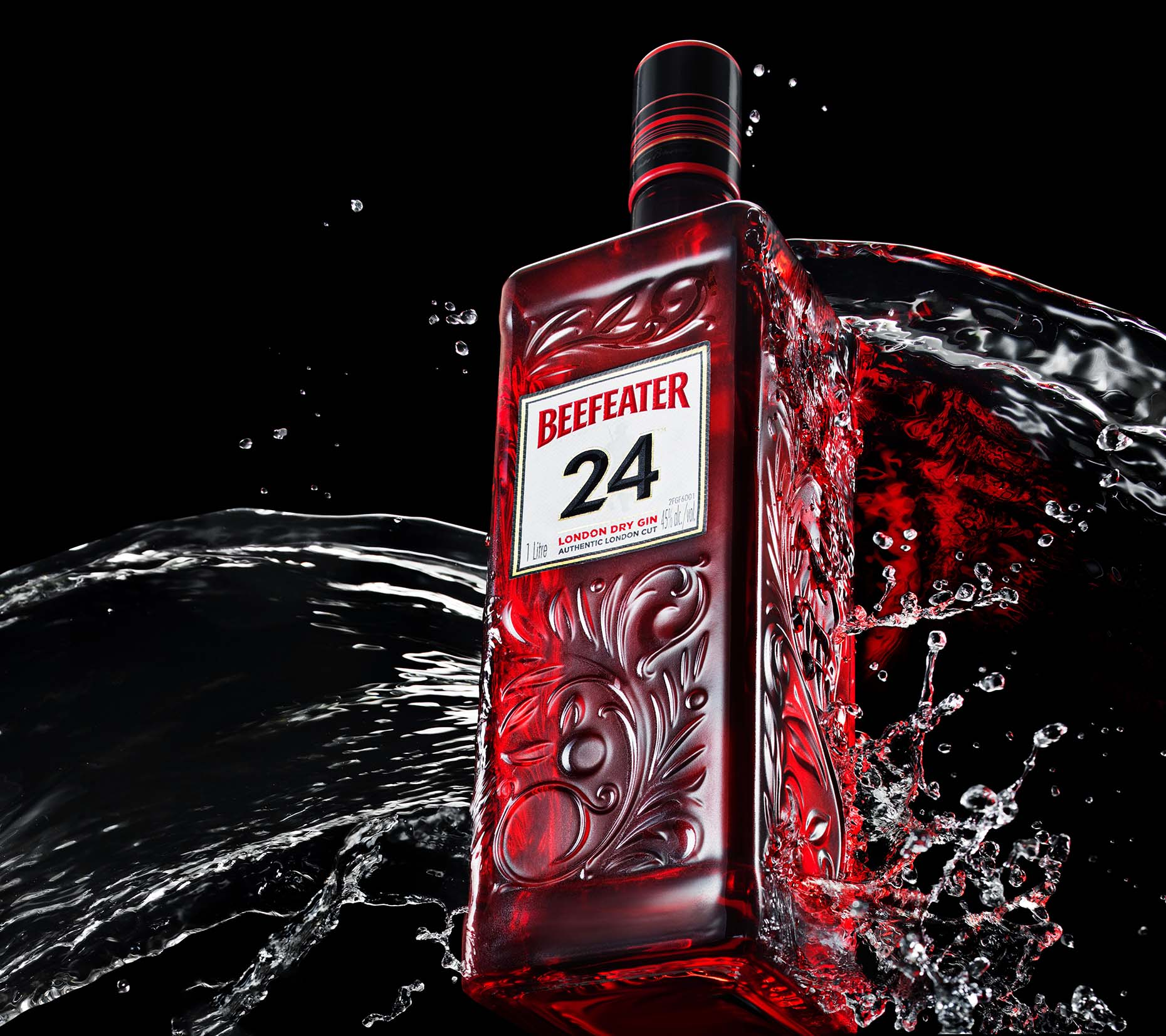 New-york-liquid-phtography-New-york-splash-phtography-Beefeater-gin